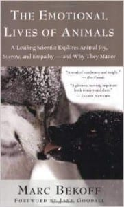 Emotional Lives of Animals book cover
