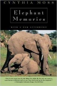 Elephant Memories book cover