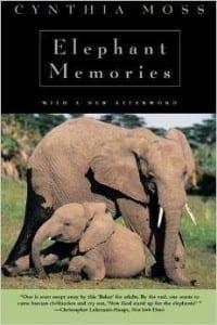 Elephant Memories book cover