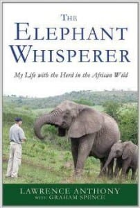 The Elephant Whisperer book cover