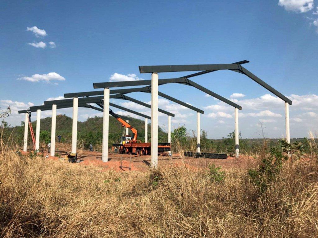 oregon house oak free pole rustic barn barns plans construction framing