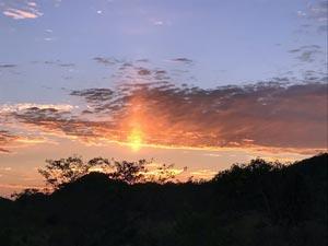 sanctuary sunrise