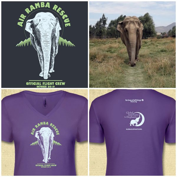 FLOAT AirRamba shirts