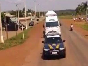 ramba's caravan