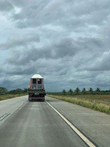 Lady's transport