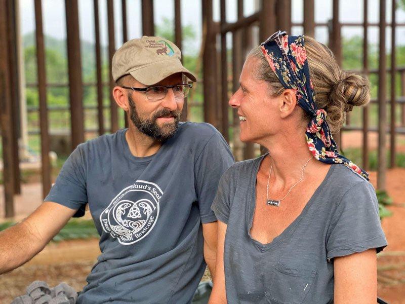 Kat and Scott - Ramba rescue 0ct 2019