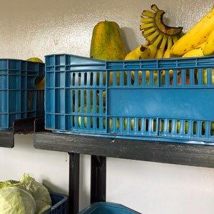 produce bin