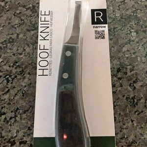 wishlist hoof knife