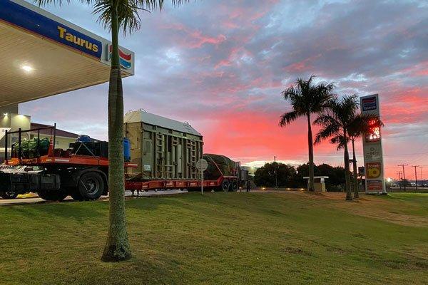 Mara's move sunrise